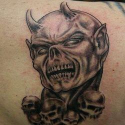 Печатът на дявола