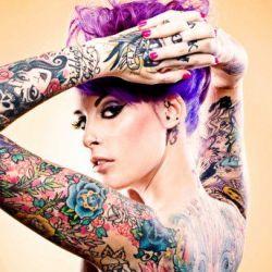 Какво е татуировката?